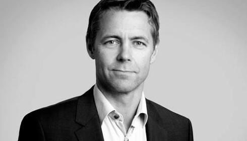 <strong>BEKYMRET:</strong> John Hammersmark, sikkerhet- og beredskapsdirektør i Rederiforbundet sier deres medlemmer er dypt bekymret over situasjonen.  Foto: Norges Rederiforbund