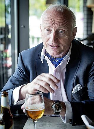 <strong>KVINNE-VENN:</strong> Christian Ringnes er skuffet over at kvinneutvalget ble nedlagt etter kort tid. Foto: Bjørn Langsem / Dagbladet
