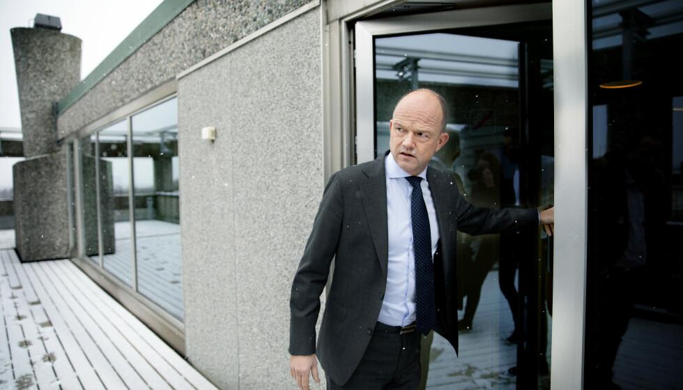 VIL ÅPNE OPP: Norge kan ikke stenge ned muligheten for å bruke naturressurser, sier NHO-sjef Ole Erik Almlid. Foto: Kristin Svorte / Dagbladet