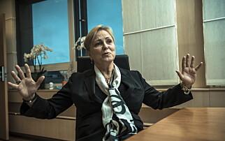 Thorhild Widvey nektet middag:- Oppsiktsvekkende