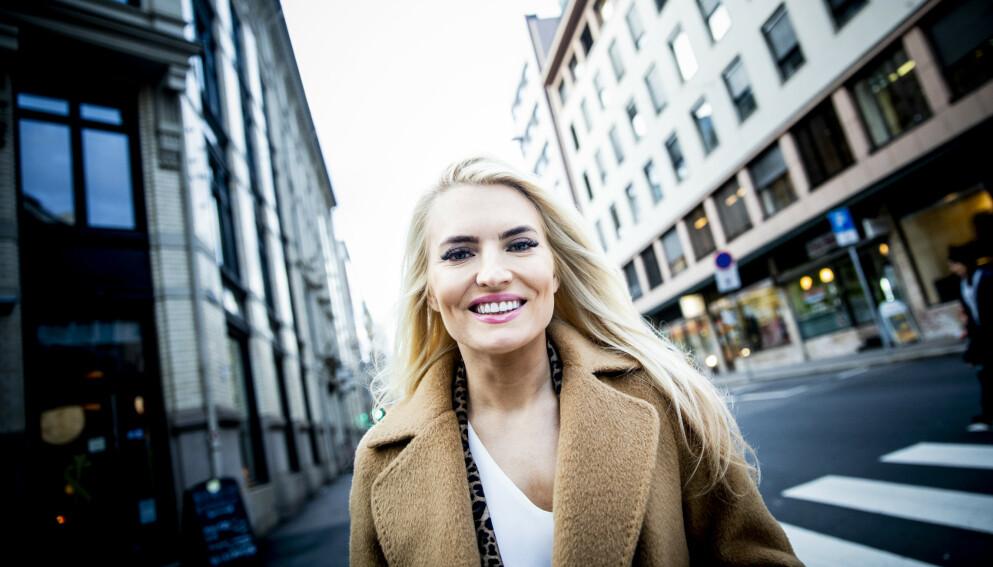 SLIK BIDRAR HUN: Isabelle Kristine Ringnes mener kampen mot ulikhet ikke bare handler om skattepolitikk. Foto: Christian Roth Christensen / Dagbladet