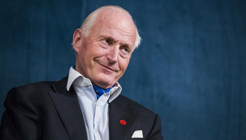 - FØRE DIALOG: Eiendomsbaron Christian Ringnes sier til Børsen at de er åpne for å bidra med lettelser. Foto: Håkon Mosvold Larsen / NTB scanpix