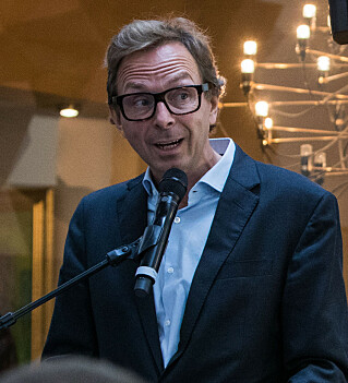 FIKK NOK: Etter 15 år som medlem, har Mads Nygaard meldt seg ut av Norske Selskab. Foto: Mariam Butt / NTB Scanpix
