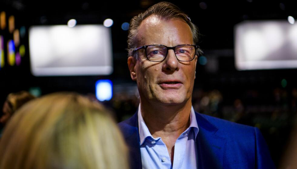 <strong>ÉN MULIGHET:</strong> Johan Andresen mener «naturlig avgang» er eneste mulighet til å få kvinner inn i Norske selskab. Han meldte seg ut allerede i 2013. Foto: Lars Eivind Bones / Dagbladet