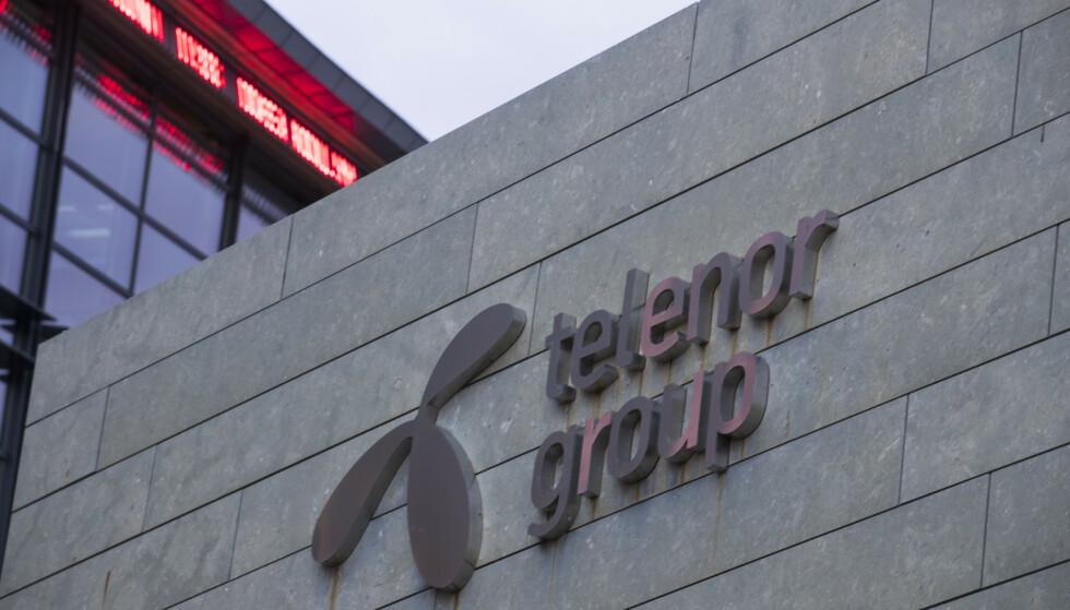 STORE ENDRINGER: Telenor gjør omfattende endringer i ledelsen i tre av sine asiatiske selskaper. Foto: Håkon Mosvold Larsen / NTB scanpix