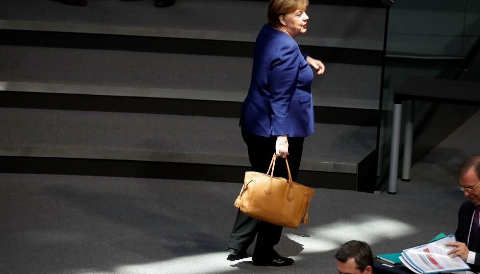 SLUTT: Tysklands regjering har blitt enig med kullkraftprodusentene og de kullkraftproduserende delstatene om å avvikle kullkraftproduksjonen innen 2038. Foto: Odd ANDERSEN / AFP / NTB Scanpix