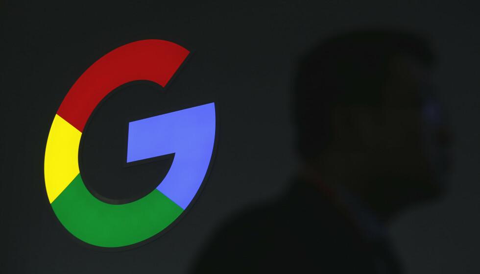 INN I EKSKLUSIV KLUBB: Med en markedsverdi på tusen milliarder dollar havner Google-eieren Alphabet nå i selskap med blant annet Apple og Microsoft. Foto: Pau Barrena / AFP / NTB Scanpix