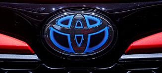 Toyota og Honda tilbakekaller seks millioner biler