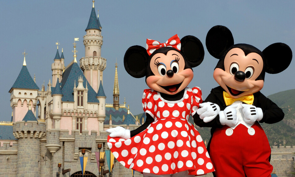 <strong>PÅ KRIGSSTIEN:</strong> Disney-arvingen Abigail Disney har etter fjorårets angrep mot gigantimperiets toppsjef, signert et åpent brev der hun trygler verdens milliardærer om bistand. Foto: NTB Scanpix