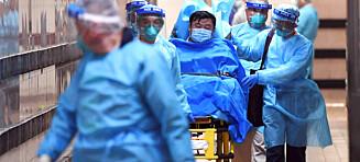 Børsene stuper med virusfrykt