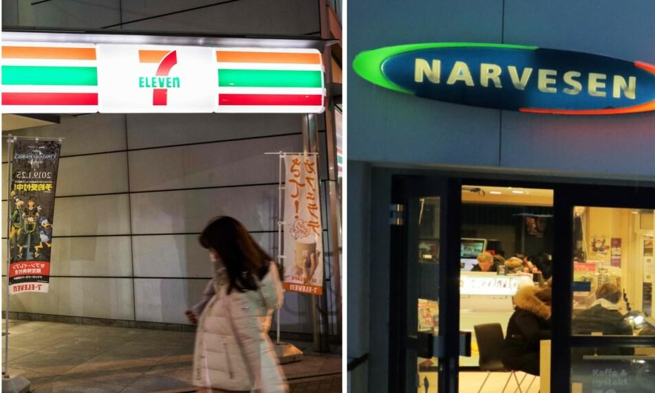 UTFORDRES: Kioskbransjen utfordres av digitalisering og nye konsepter i dagligvarebransjen. Foto: NTB scanpix