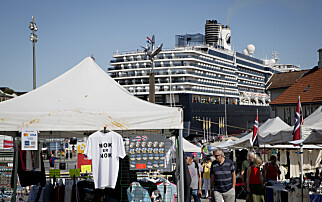 Iselin Nybø er taus om turistskatt
