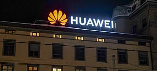 Franske Orange sier nei til Huawei