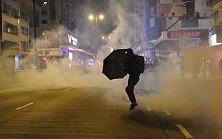 Uro rammer Hongkongs økonomi hardt