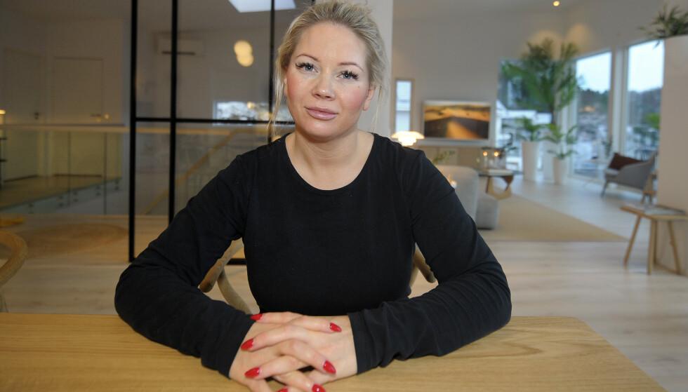 VISSTE IKKE: Lise Sætre Valø visste ikke at barnehagen hennes sønn går i er solgt til et australskeid selskap, for så å leies tilbake, da Dagbladet snakket med henne mandag. Foto: Fridgeir Walderhaug