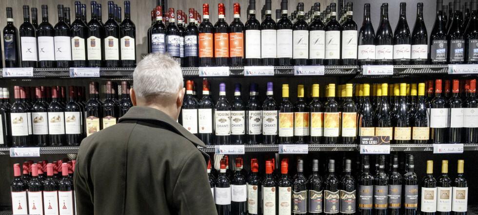 Skremt etter vinavsløring: - Skandale