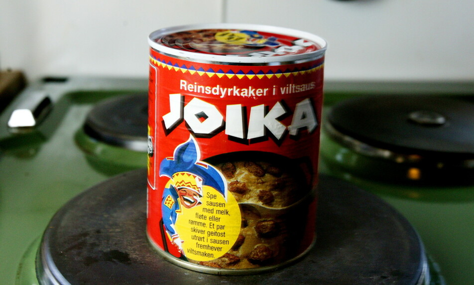 KUTTES: Joikakake-boksen skal byttes ut. Foto: Aleksander Nordahl / Dagbladet