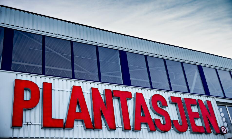 NEDLEGGELSER: Plantasjens svenske eier Ratos har det siste året stengt tre butikker, og varsler at de vil se på flere muligheter for å bedre lønnsomheten. - Vi har en jobb å gjøre, sier Plantasjen-sjefen til Børsen. Foto: Bjørn Langsem