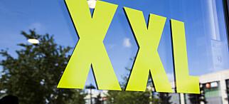 XXL-aksjen i fritt fall etter skuffende melding