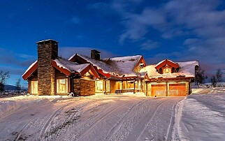 På innsiden av Norges dyreste hytter