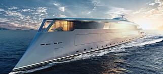Kjøper hydrogendrevet superyacht