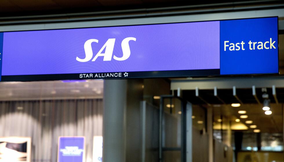 LOJALE: SAS' fast track er et tilbud til noen av selskapets mest lojale kunder. Ikke alle er like fornøyd med ordningen. Foto: Gorm Kallestad / NTB scanpix