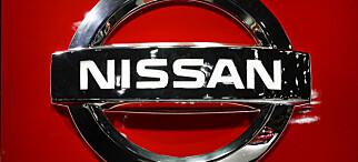 Krisetall for Nissan