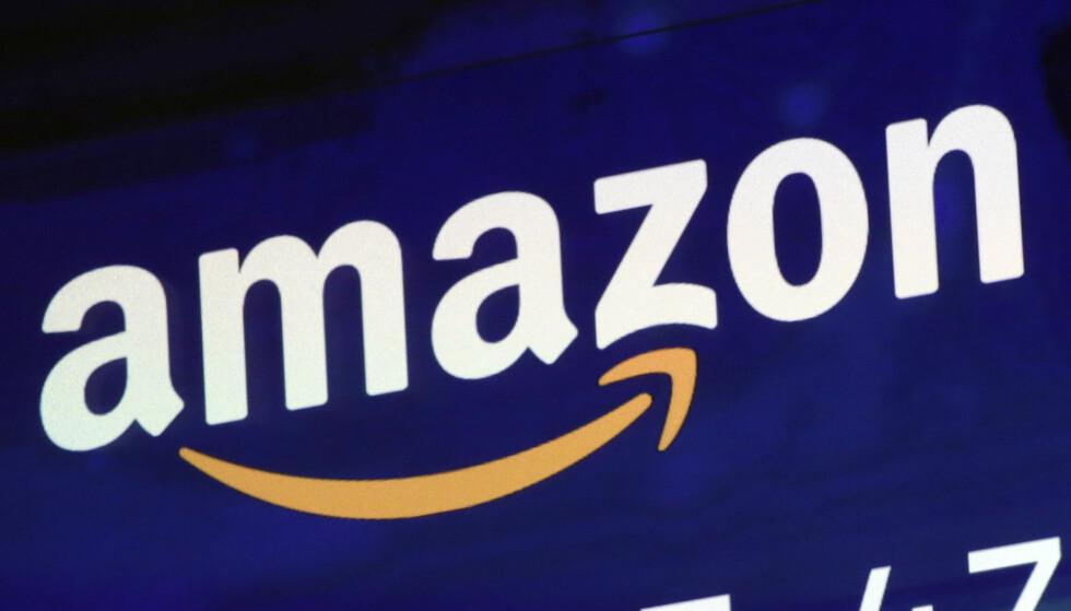 <strong>VANT FRAM:</strong> Amazon har gått til sak mot det amerikanske forsvarsdepartementet på grunn av tildelingen av en kontrakt verdt 10 milliarder dollar. Foto: Richard Drew / AP / NTB scanpix