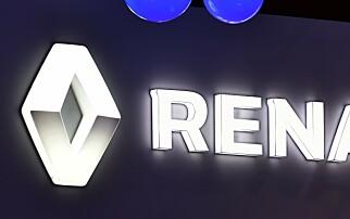 Renault tapte milliarder i fjor