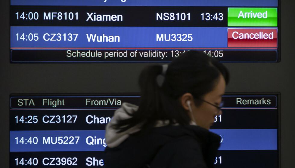 GIGANTTAP: Flyselskaper taper store inntekter på grunn av covid-19-viruset. Arkivfoto: Mark Schiefelbein / AP / NTB scanpix