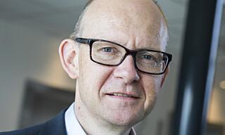 TALLKNUSER: SSB-direktør Geir Axelsen er også leder av Teknisk beregningsutvalg. Foto: Håkon Mosvold Larsen / NTB scanpix