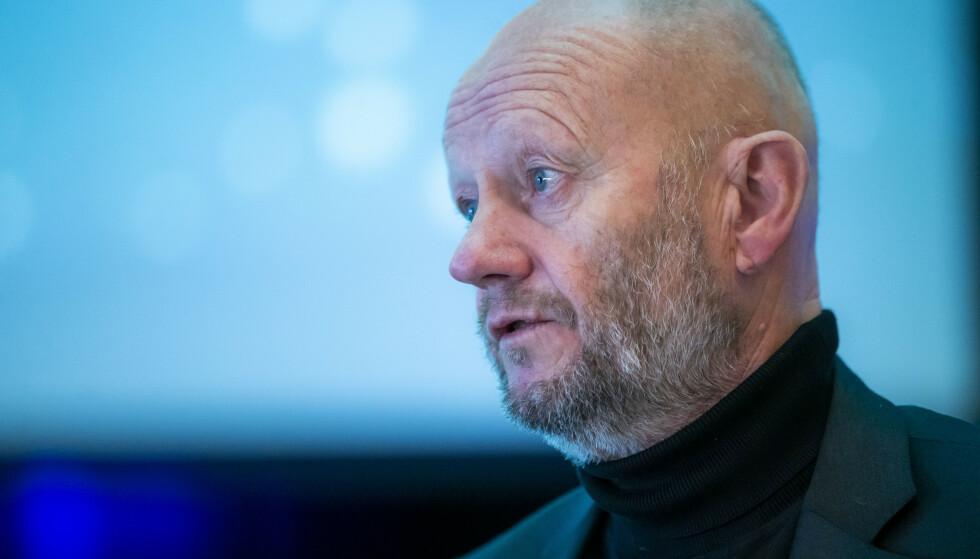 LØNNSFEST: NHO-topp Stein Lier-Hansen reagerer skarpt mot lønnsfesten i staten i fjor. Foto: Håkon Mosvold Larsen / NTB scanpix