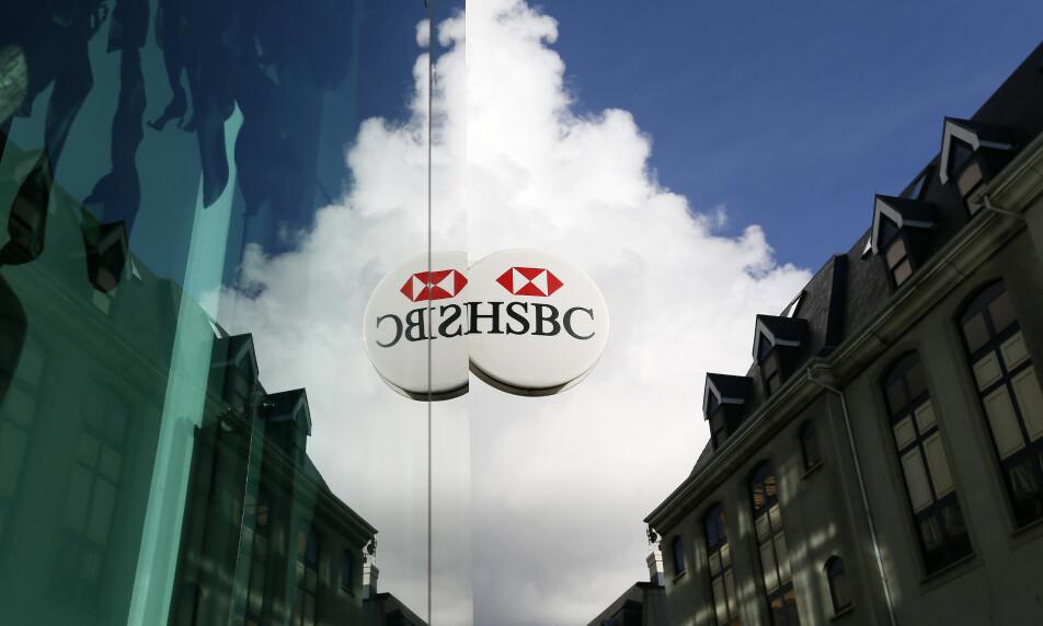 KUTTER: Europas største bank fikk redusert overskudd og varsler nå store kutt. Foto: Stefan Wermuth / Reuters / NTB Scanpix
