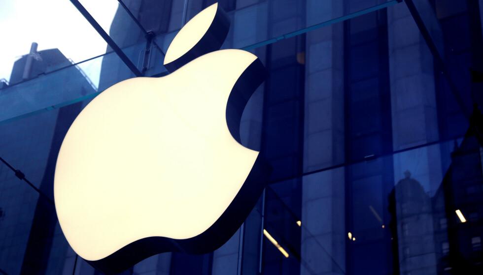 <strong>NEDGANG:</strong> Verdens børser falt tirsdag etter at Apple sa at selskapet er rammet av covid-19-viruset og ikke kommer til å nå omsetningsmålet for inneværende kvartal. Foto: Richard Drew / AP / NTB scanpix