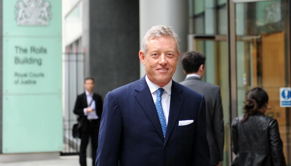 TVANGSSOLGT: Den norske milliardæren Alexander Viks selskap Confirmit er blitt tvangssolgt av Deutsche Bank etter mange års strid mellom partene. Foto: Keith Hammett / Dagbladet