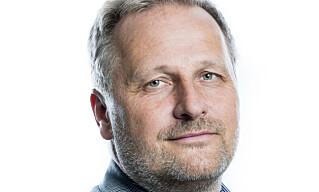 SUR: Unios forhandlingsleder Klemet Rønning-Aaby tordner mot kritikken av lønnsoppgjøret i staten. Foto: Unio