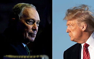 Lover gigantsalg hvis han slår Trump