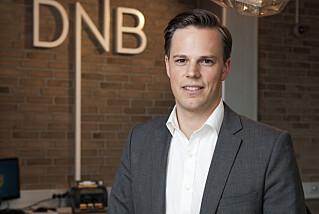 <strong>- AVPUBLISERER:</strong> Informasjonsdirektør og ansvarlig redaktør for DNB Nyheter, Even Westerveld. Foto: Stig B. Fiksdal