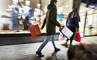 Studentene tjener mindre, men kjøpekraften består
