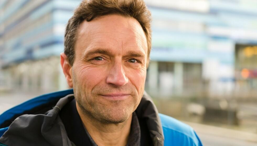 AVVISER KRITIKK: Profittjegere driver prisene opp og gnåler om at de ikke får bygge enda mer smått i indriefileten, sier byutviklingsbyråd Arild Hermstad.