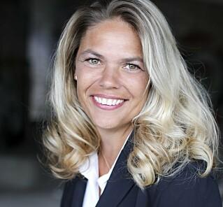 <strong>Megler:</strong> Jeanette Arnesen Eriksrød har nå solgt hytta. Foto: Aktiv