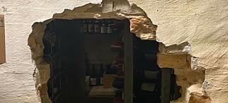 Stjal vin for millioner: - Et uerstattelig tap