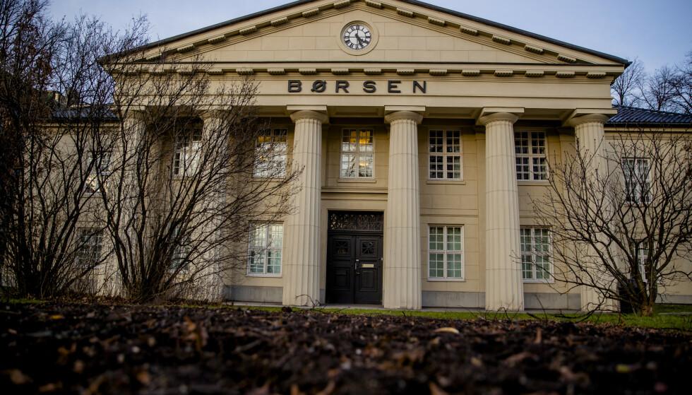 NYTT RAS: Oslo Børs falt med 1,5 prosent fredag. Foto: Stian Lysberg Solum / NTB scanpix