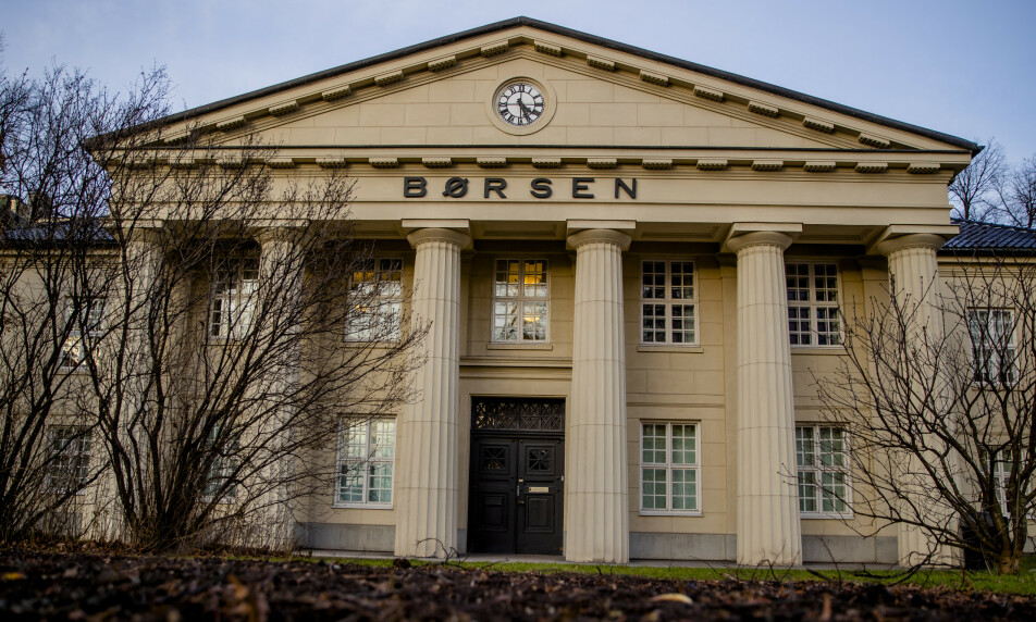 NYTT FALL: Oslo Børs åpner med fall også onsdag. Foto: Stian Lysberg Solum / NTB scanpix