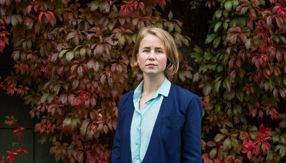 LYTTER IKKE: Leder av Framtiden i våre hender, Anja Bakken Riise, mener oljefondet trenerer klimagrep som er vedtatt av Stortinget. Arkivfoto: Mariam Butt / NTB scanpix