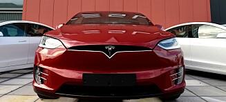 Vil ha Tesla-fabrikk til Norge
