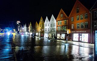 De første hotellansatte er permittert i Bergen