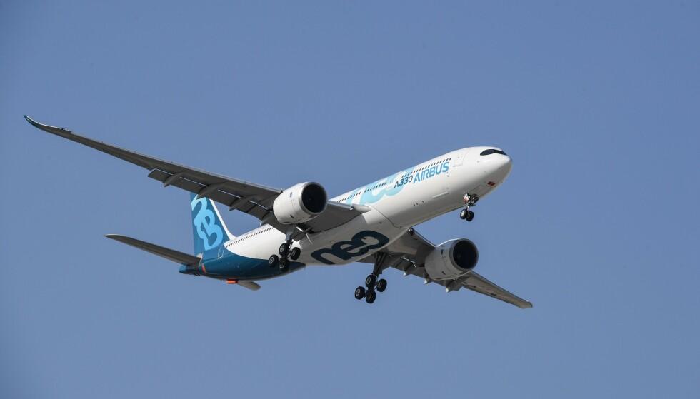 GAVMILD: Forrige uke oppsto det et flybytte for passasjerer som skulle med United Airlines fra USA til Hawaii. Det førte til nedgradering av seter for flere passasjerer - som skal ha blitt kompensert særdeles godt. Foto: NTB Scanpix