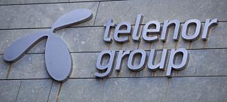 Telenor kutter 170 ansatte i Norge