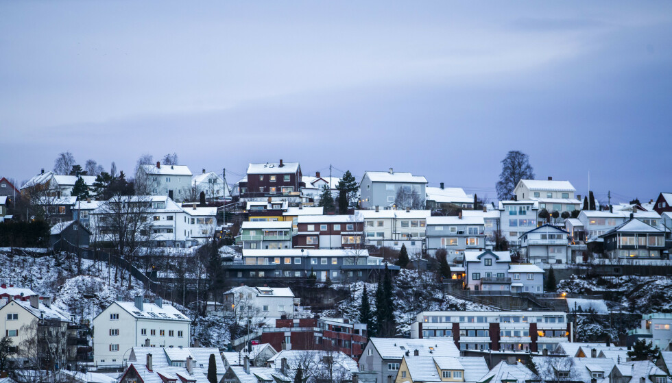 ØKER: Leieprisen i Oslo falt fra januar til februar, men er høyere enn i februar i fjor. Foto: Håkon Mosvold Larsen / NTB scanpix